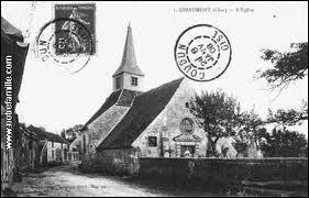 Je vous présente une ancienne carte postale de Giraumont. Ville picard de l'arrondissement de Compiègne, il se situe dans le département ...