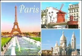 Vous allez recevoir une carte postale de Paris. J'y ai découvert sa célèbre Tour Eiffel, sa cathédrale Notre-Dame. J'ai déambulé sur les Champs Élysées et j'ai visité le musée du Louvre. Unique ville française ayant le statu de département, elle porte le numéro ...