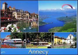 """J'ai passé quelques jours à Annecy. J'ai y visité le château d'Annecy, le château de Novel et le Palais de l'Isle. Surnommée """"la perle des Alpes françaises"""", elle se situe en région ..."""
