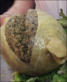 Panse de brebis farcie, son nom est haggis. D'où provient ce plat ?