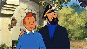 Quel est le titre de la bande dessinée où Tintin rencontre pour la première fois le capitaine Haddock ?