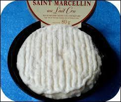 Dans quel département se trouve la ville de Saint-Marcellin qui est également le nom d'un fromage ?