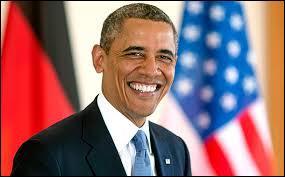 En quelle année Barack Obama a-t-il été élu pour la première fois président des États-Unis ?