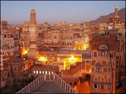 De quel pays la ville de Sanaa est-elle la capitale ?