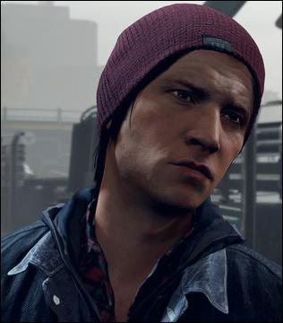 """Comment s'appelle le personnage dans """"InFamous Second Son"""" ?"""