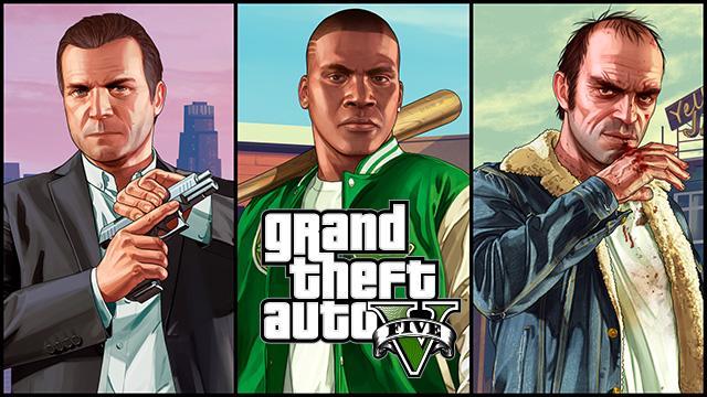 """Qui sont ces hommes dans """"GTA 5"""" ?"""