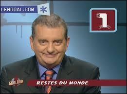 """Quel mot est toujours prononcé par Jules-Édouard Moustic à la fin de son émission """"Made in Groland"""" sur Canal + ?"""