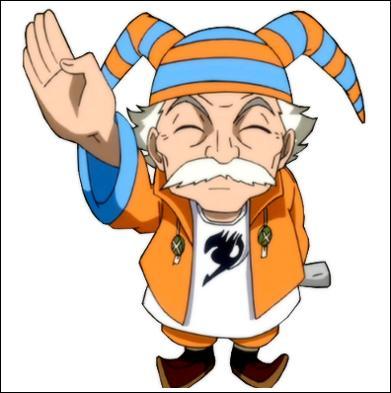 Combien y a-t-il eu de maîtres de la guilde Fairy Tail ?