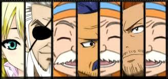 Qui est le premier maître Fairy Tail ?
