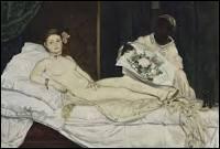 Qui a peint « Olympia » ? (1863)