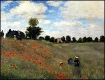 Qui a peint « Les Coquelicots » ? (1873)