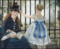 Qui a peint « Le Chemin de fer » ? (Années 1870)