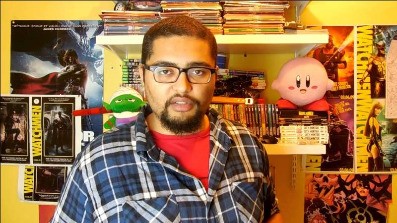 LeChefOtaku est un youtuber de critiques de... Ses émissions sont...