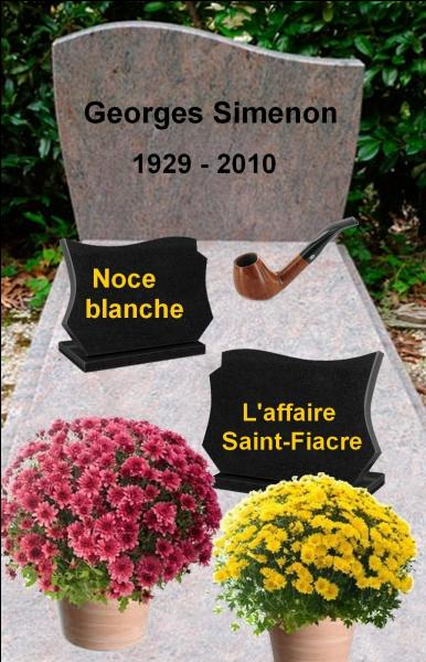 Qui est dans cette tombe ?