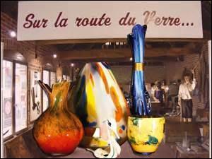 La tradition des maîtres verriers perdure ; depuis les années 1970 de superbes créations sont produites. Où se trouve le musée de Blangy-sur-Bresle réunissant quelque 10 000 pièces de décoration ?