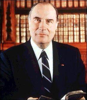 Combien de fois Francois Mitterrand a-t-il été candidat à l'élection présidentielle ?