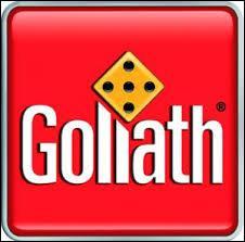"Lequel est un jeu de ""Goliath"" ?"