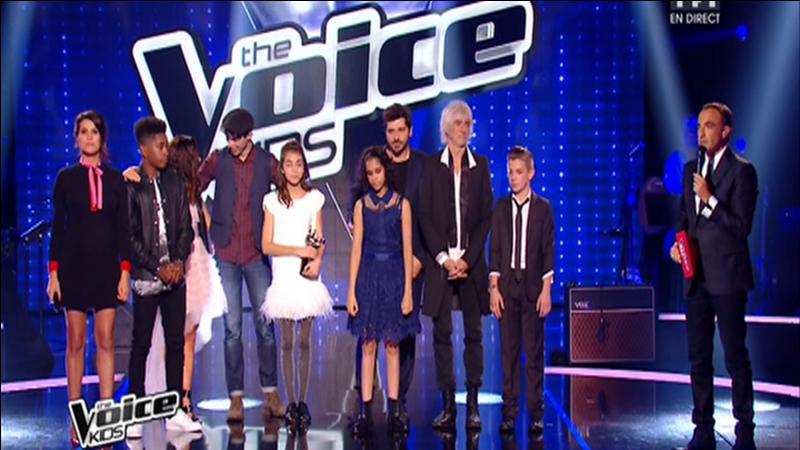 Qui est le vainqueur de The Voice kids 2e saison ?