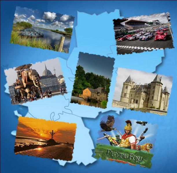 Laquelle de ces affirmations sur la région des Pays-de-la-Loire est erronée ?