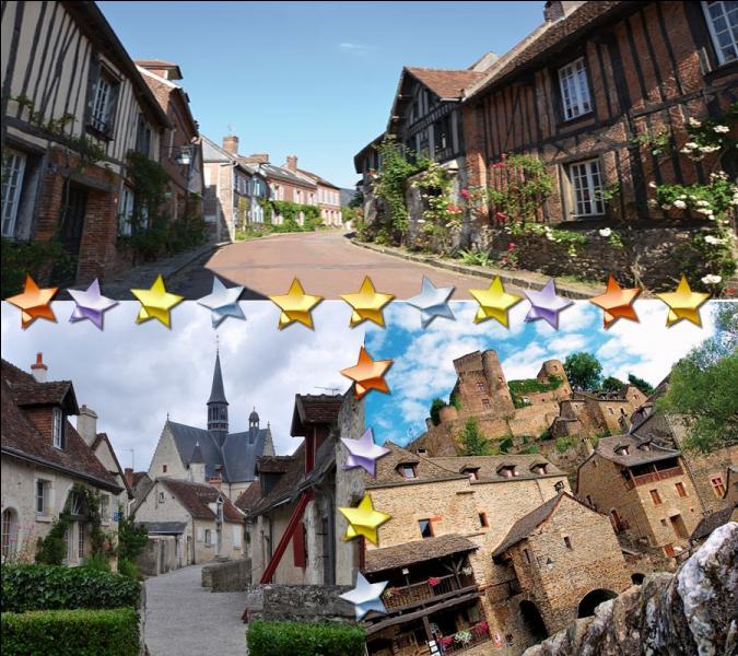 Classé parmi les plus beaux villages de France, cette petite cité médiévale est située en région Nord. Quel est ce village qui doit sa renommée au peintre Henri Le Sidaner ?