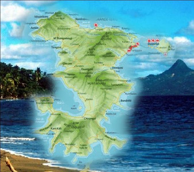 Régions d'Outre-Mer : Mayotte est devenue depuis mars 2015 une collectivité territoriale unique(CTU) , département et région ont été réunis pour devenir une seule collectivité. Quelle est sa capitale ?