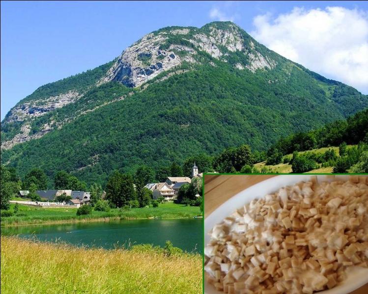 Parlons un peu de gastronomie régionale : Où irez-vous déguster des Crozets; petites pâtes de sarrasin carrées et dodues ?