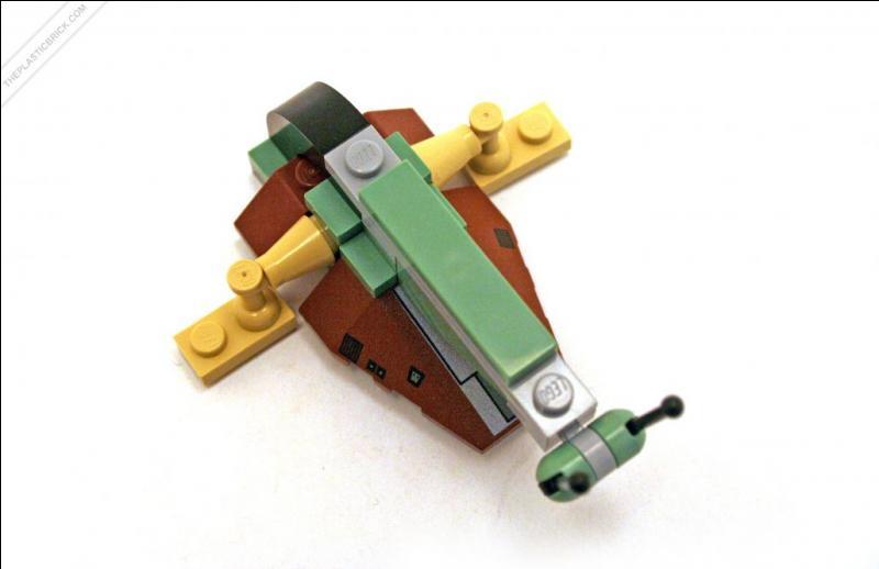 Quel est cet objet LEGO ?
