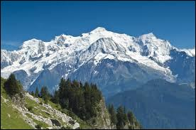 Le plus haut sommet de France se trouve en Rhône-Alpes et s'appelle...