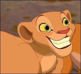Comment se nomme cette petite lionne ?