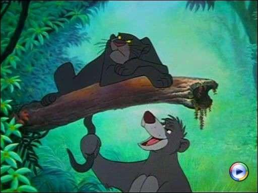 """Hum... Je ne me souviens plus.Ces personnages apparaissent dans """"Le... de la jungle"""" (Complète)"""