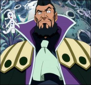 Qui est le maître de Raven Tail ?