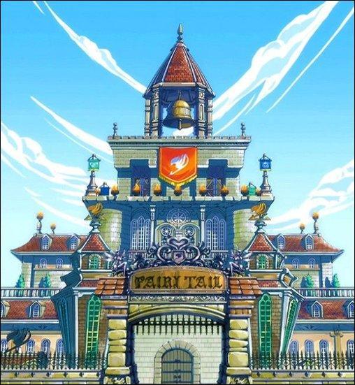 Qui a fondé la guilde Fairy Tail ?