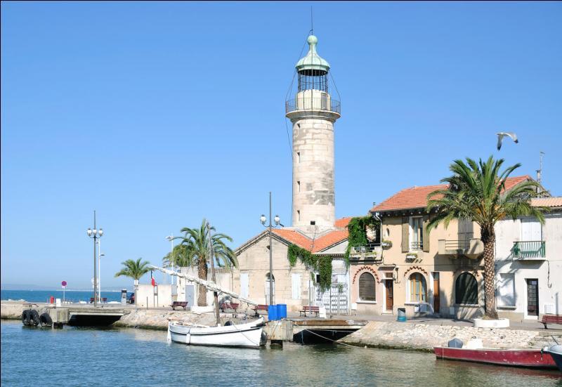 """Dans le Languedoc, un chenal de communication entre la mer et les eaux intérieures est appelé """"grau"""". Les eaux sont moins salées dans... que dans la Méditerranée."""