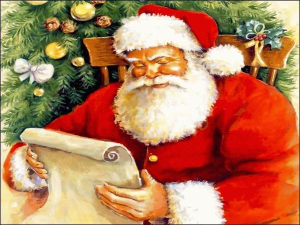 Chaque année, les enfants écrivent une lettre au Père Noël. Que lui demandent-ils ?