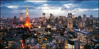 Pays où la pollution est très forte. Ce pays est également très peuplé ; je parle évidemment du Japon ! Mais quelle est sa capitale ?