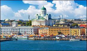 Avec plus de 3000 lacs, ce pays scandinave n'a pas une forte population.C'est la Finlande ! Mais quelle est sa capitale ?