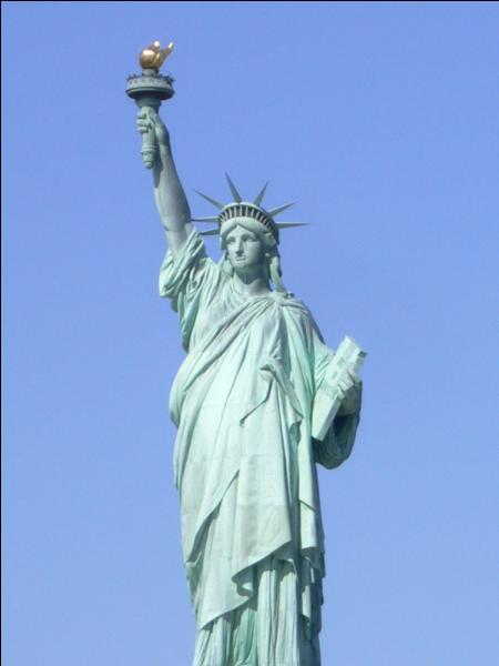 la statue de la liberte en anglais