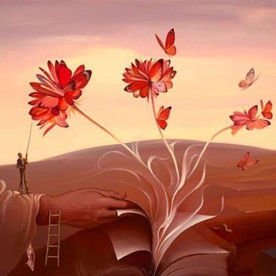 Les fleurs dans les titres de romans