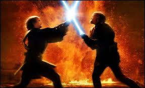 Dans le 6e film, quel combat a eu lieu entre deux anciens alliés ?