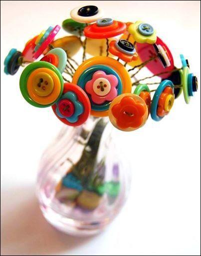 Indice : Bien que les fleurs soient plus présentables - Surtout quand elles sont en boutons !