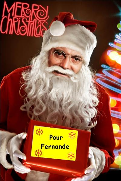 Qui est ce père Noël ?
