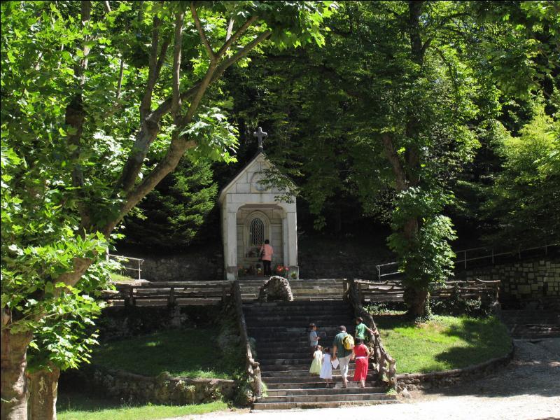 Première ville électrifiée d'Europe, la deuxième cité historique de Haute-Savoie vous invite à découvrir ses châteaux médiévaux ainsi que son sanctuaire marial, la chapelle de la Bénite Fontaine. Vous allez donc à...