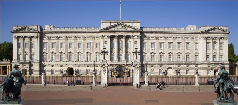 Quel est cet endroit très important dans la ville de Londres ?