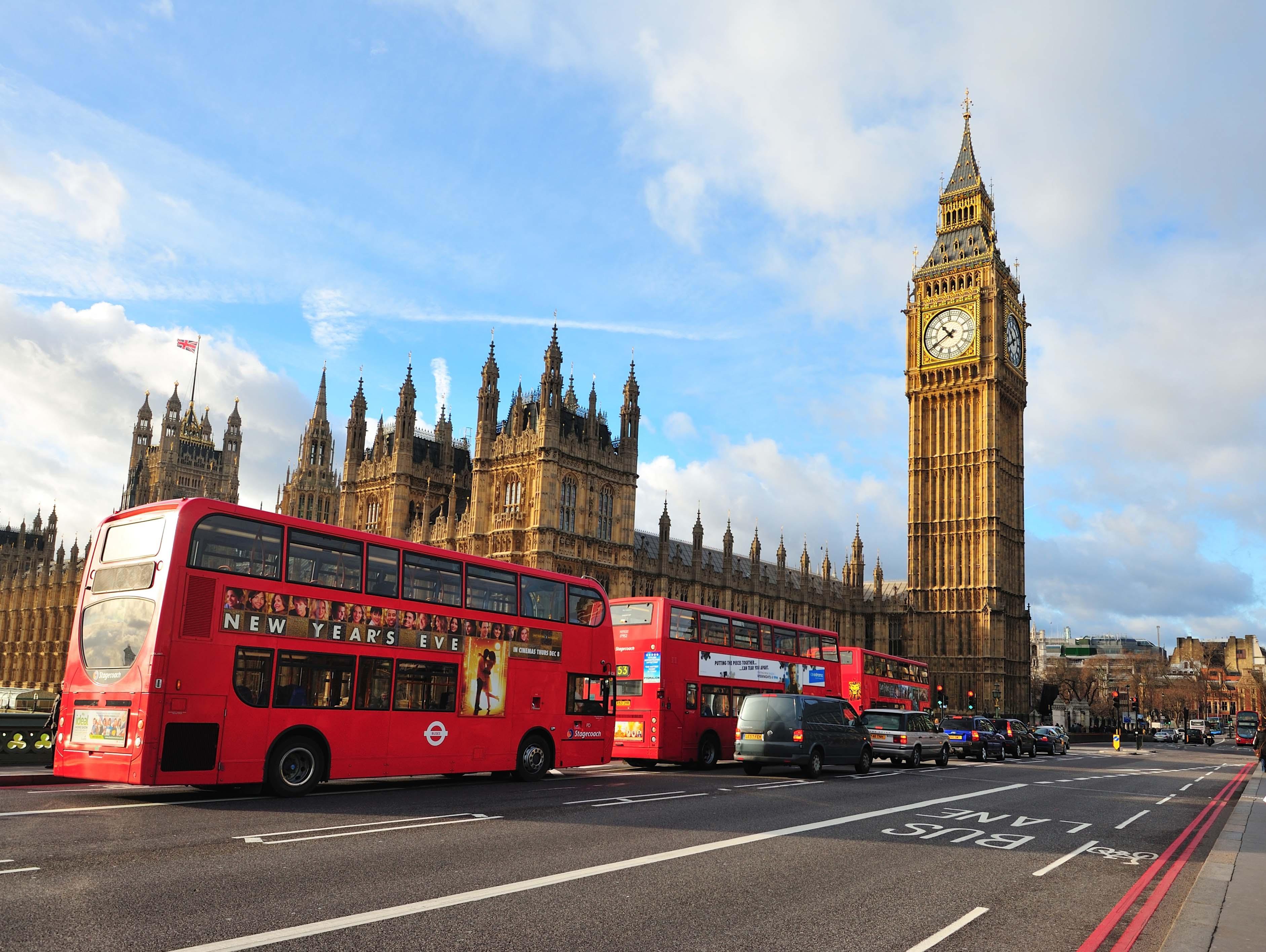 Londres et ses monuments