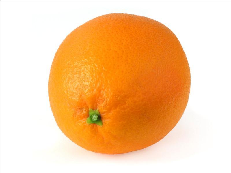 """Comment dit-on """"orange"""" ?"""