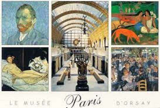 Les peintures du Musée d'Orsay (3/7)
