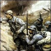 Quelle bataille a eu lieu entre février et décembre 1916 durant la première Guerre Mondiale ?