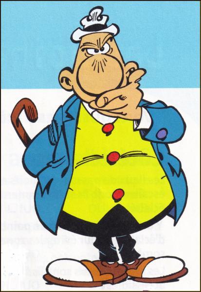 Quel dessinateur belge a donné naissance à Achille Talon ?