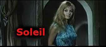 De quelle couleur était le soleil dans le film de Denys de la Patellière réunissant Michèle Mercier et Daniel Gélin ?