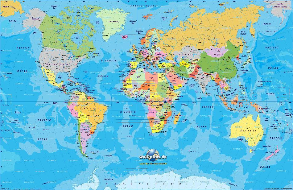 les-pays-du-monde